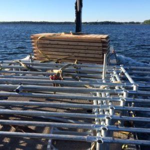 barge service lake Minnetonka