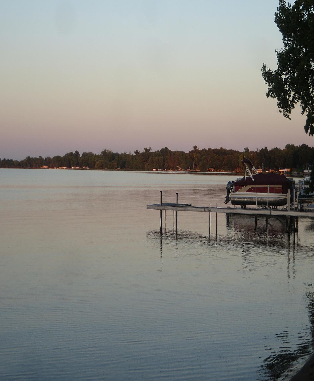 Long Lake Boat and Dock